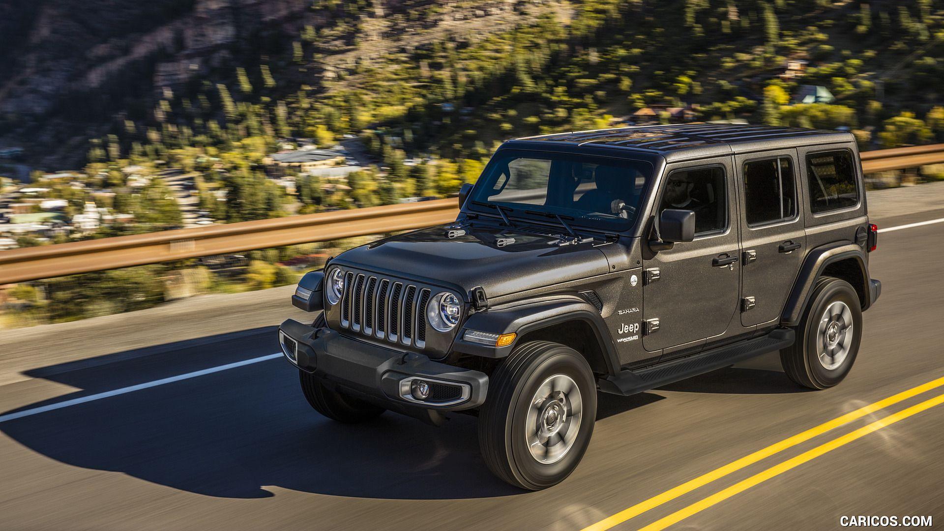 Jeep Wrangler 08