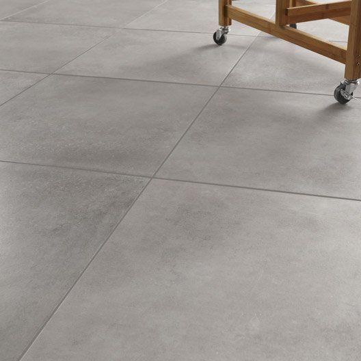 17 95 carrelage sol et mur gris use effet beton liberty l
