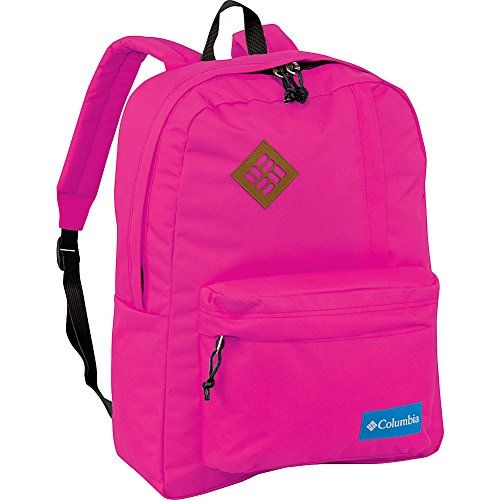 1bcb352fc Columbia Sportswear Varsity Day Pack (Groovy Pink) >>> Additional ...