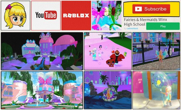 Roblox Fairies Mermaids Winx High School Beta Gameplay I M A Fairy Of The Phenix Flame Today New Update To Teleport To Earth And Adop Roblox Mermaid Fairy