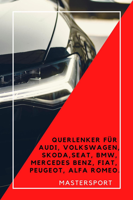 QUERLENKERSATZ QUERLENKER SATZ VORNE VORDERACHSE LINKS RECHTS VW SKODA SEAT AUDI