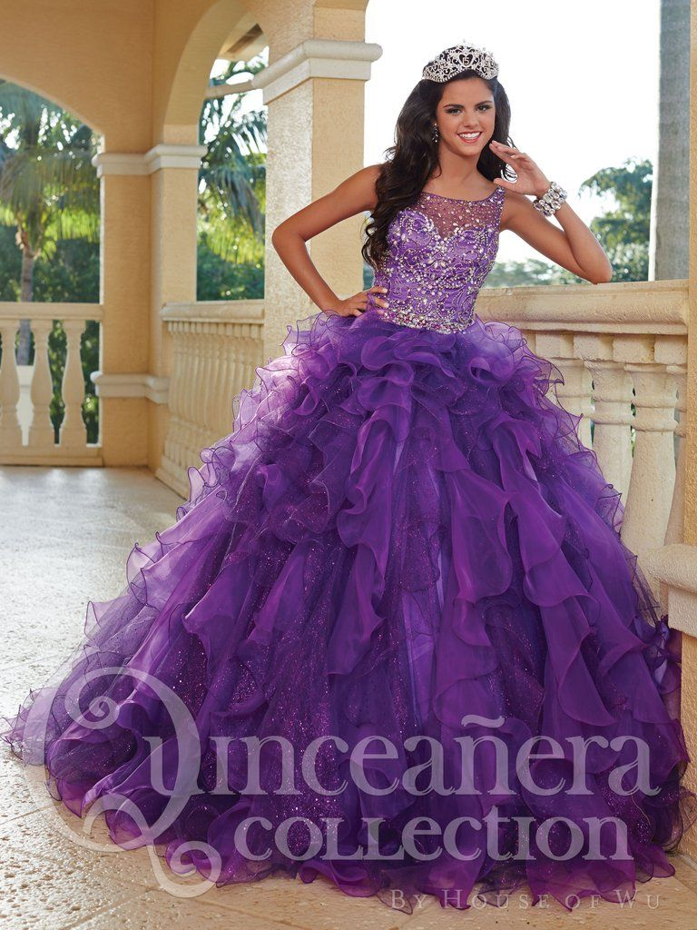 House of Wu Quinceanera Dress Style 26764 | Sweet 15, Ball gowns and ...