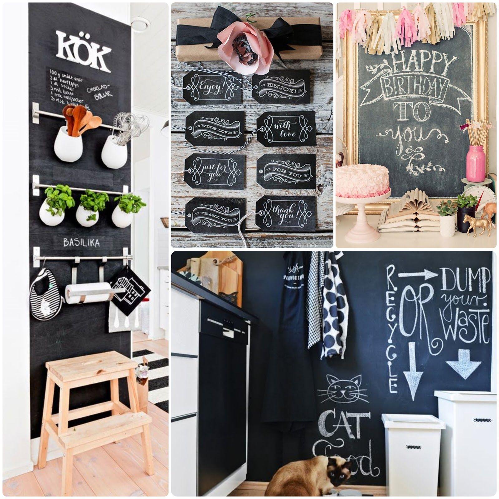 Tafelfolie Küche dicke w goldmarie ideen mit tafelfolie und ein kleines give away
