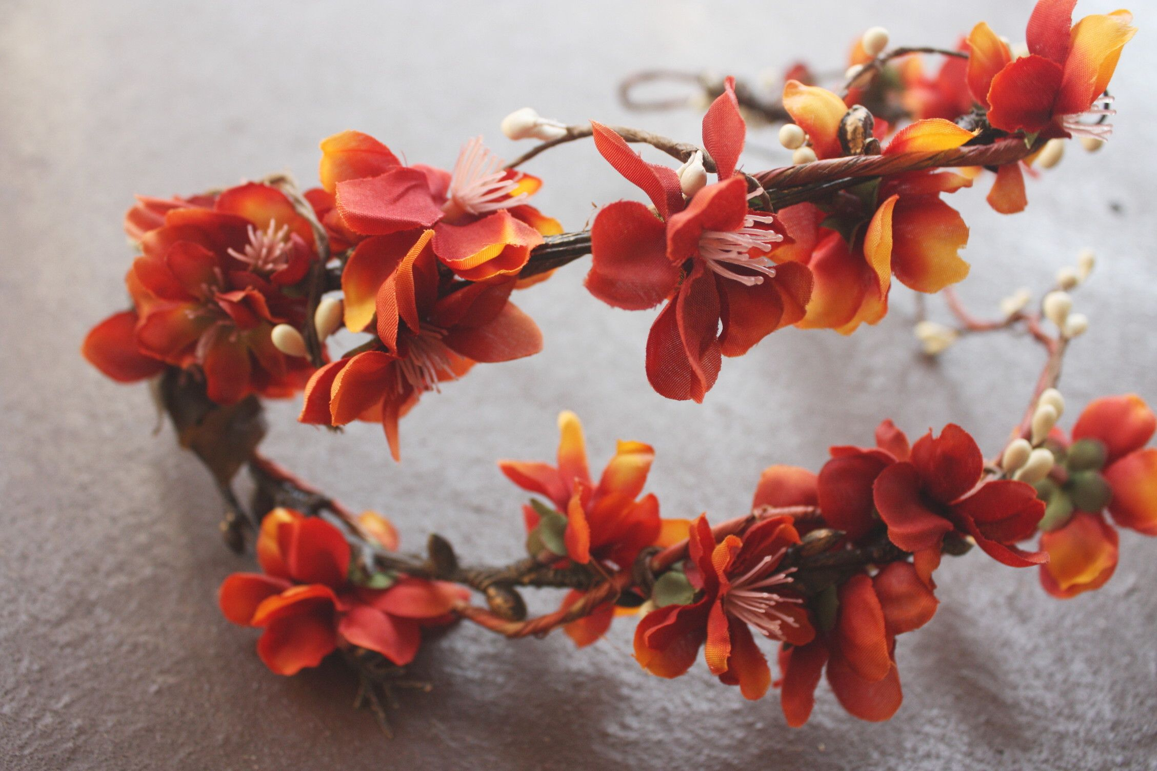 Vintage hair flower crowns by whimsical wildfox accessories boho vintage hair flower crowns by whimsical wildfox accessories boho weddings izmirmasajfo