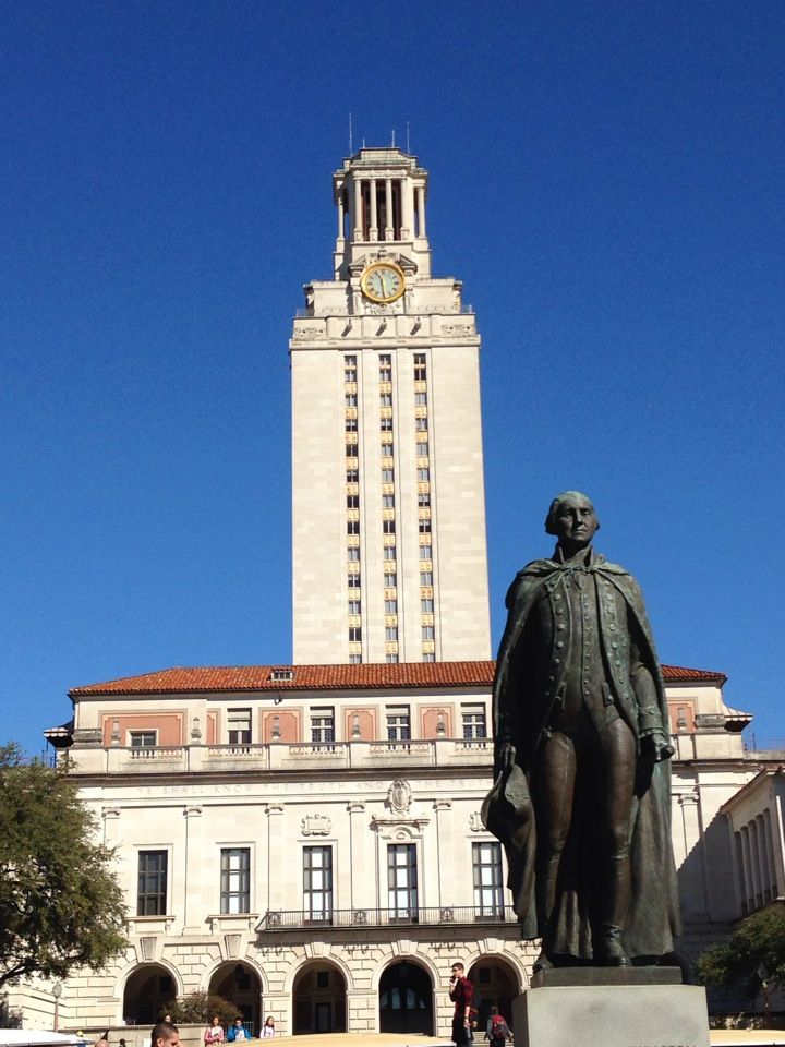 The university of texas at austin the university of