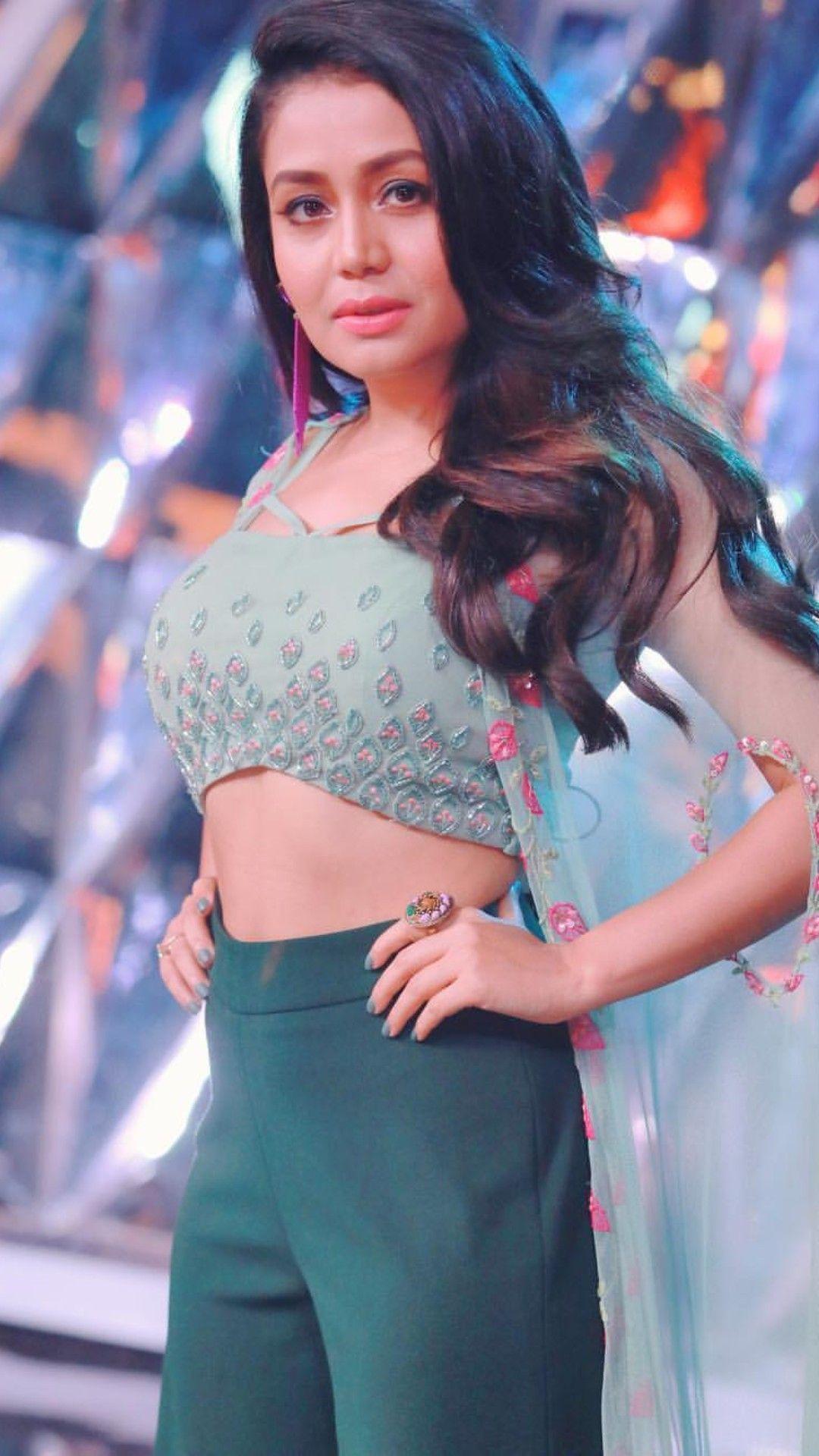Fav Singers image by MADHUⓂ️ Neha kakkar dresses, Neha