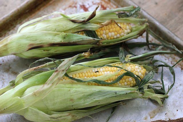 Grilled Corn on the Cob | Summer Sweet Corn