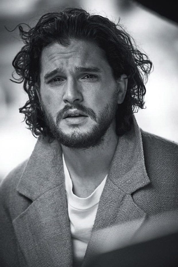 Game of Thrones Star Kit Harington is the Cover Boy of GQ Australia