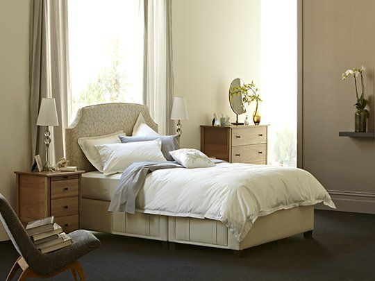 Venus Scalloped Headboard Amp Storage Base Bed Head