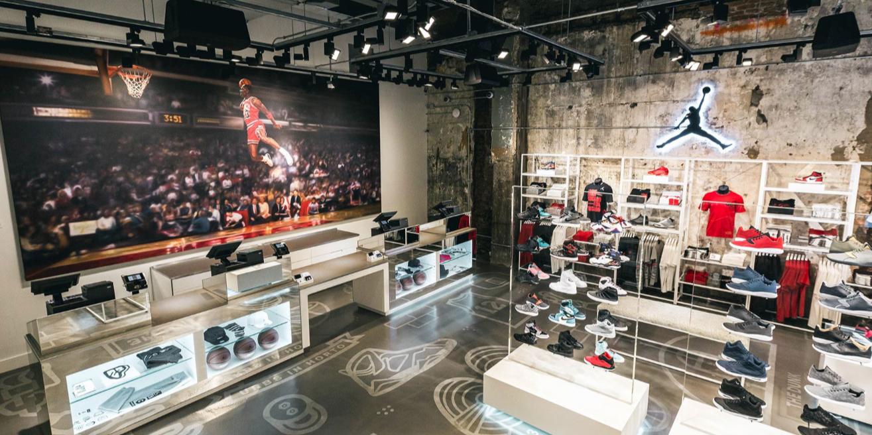 Jordan Brand Flagship Store, 32 South
