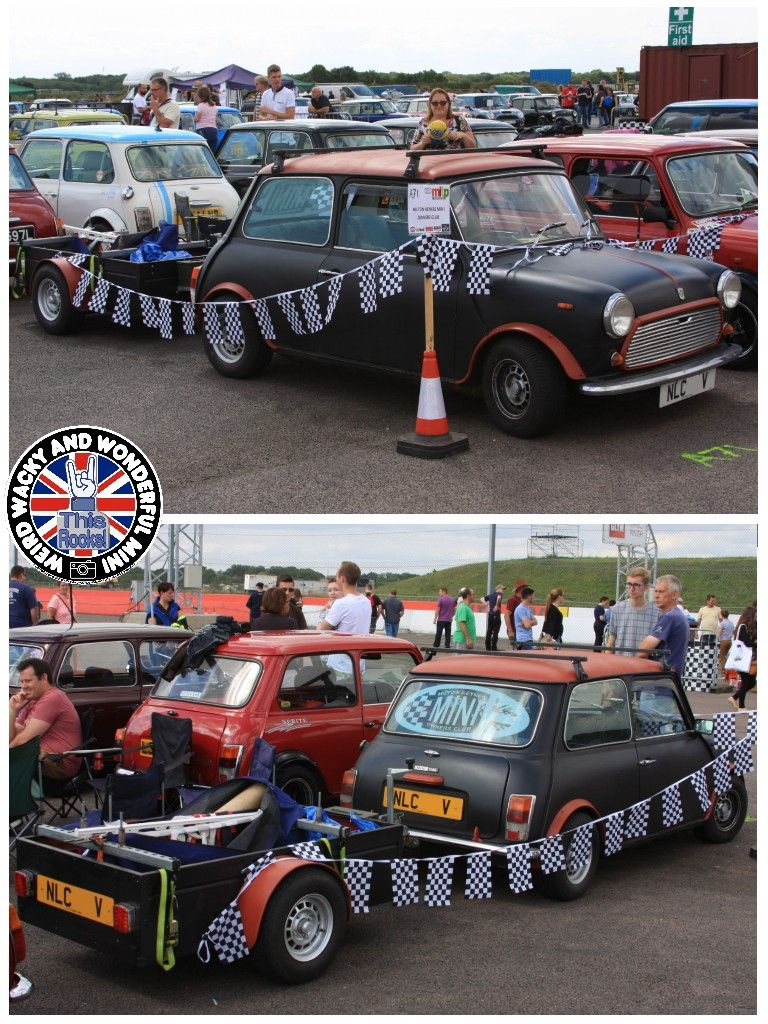 Mornin Miniacs We open the show with a cool matte finished matching Towin Tuesday combo on display at MITP a couple of yrs ago. Really stood out for me, proper lil head turner!  Have a great day folks