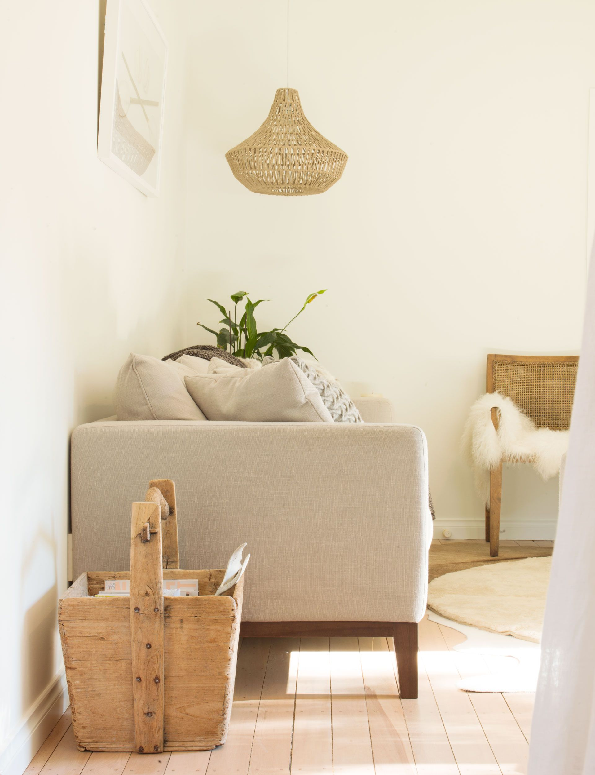 Arrowtown cottage gets a dreamy makeover with white and natural