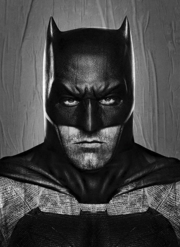 New Batman V Superman Image Reveals Ben Afflecks Batsuit In All Its Glory