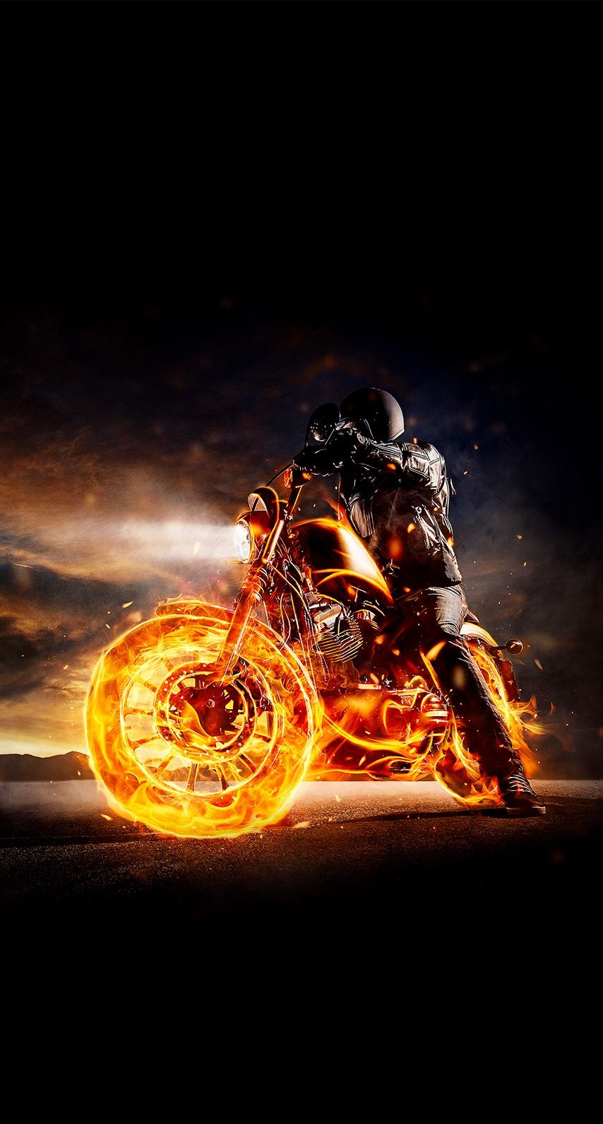 Ghost rider wallpaper hd iphone android Ghost rider