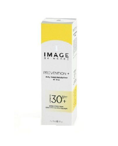 Image Skin Care Prevention Daily Tinted Moisturizer Oil Free Spf