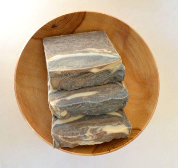 Cracklin Birch Soap For Men Vegan Soap Man by ABreathOfFrenchAir