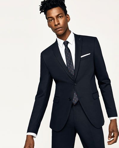 eb2e107253 Image 2 of CHINTZ COMFORT SUIT BLAZER from Zara | Mark Office-wear ...