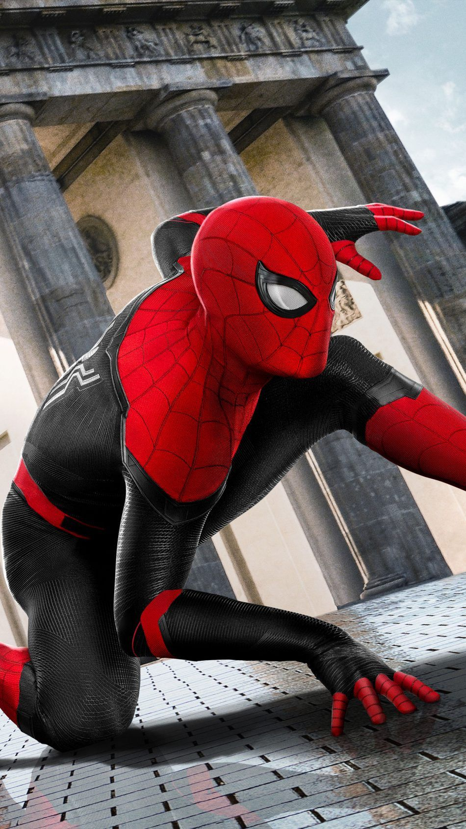 Download SpiderMan Far From Home 2019 Free Pure 4K Ultra