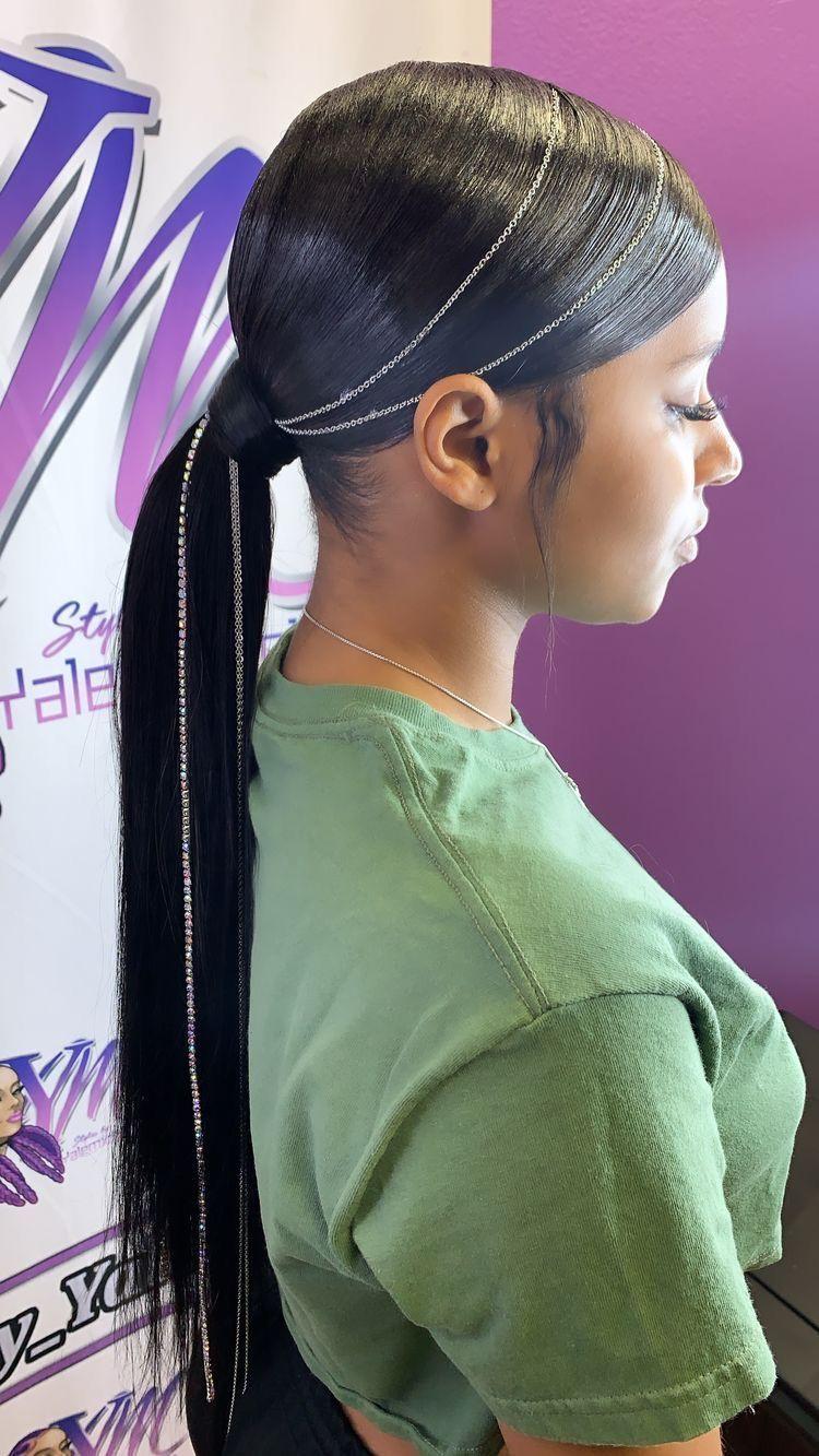 tadiorx 👹 Hair styles, Ponytail styles, Natural hair styles