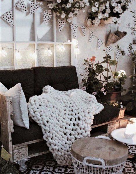 Upcycling 8 Gartenmöbel aus Paletten selber machen Pinterest