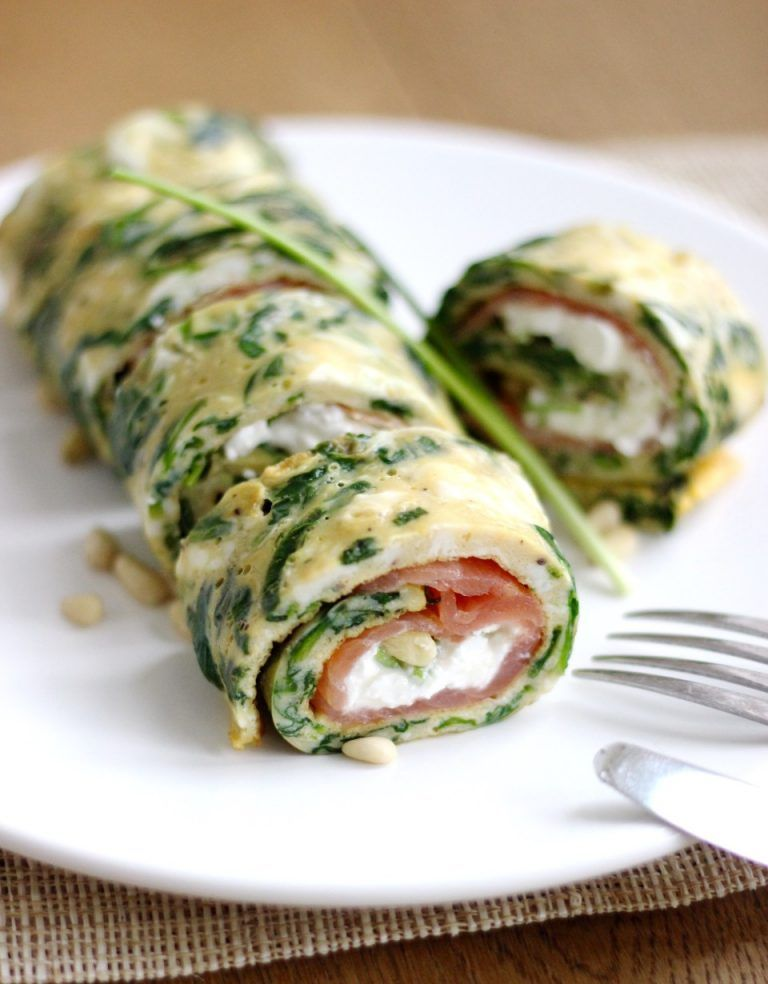 4x Omelet recepten - #FITGIRLCODE #gezondeten