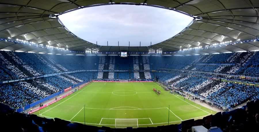 hsv hamburg stadion bilder, hsv hamburg stadionbild und foto ...