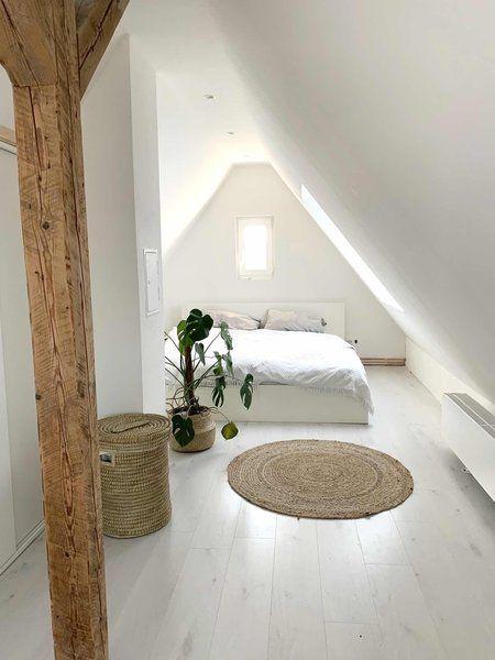 Dem Himmel so nah: 8 tolle Inspirationen für Schlafzimmer unterm Dach
