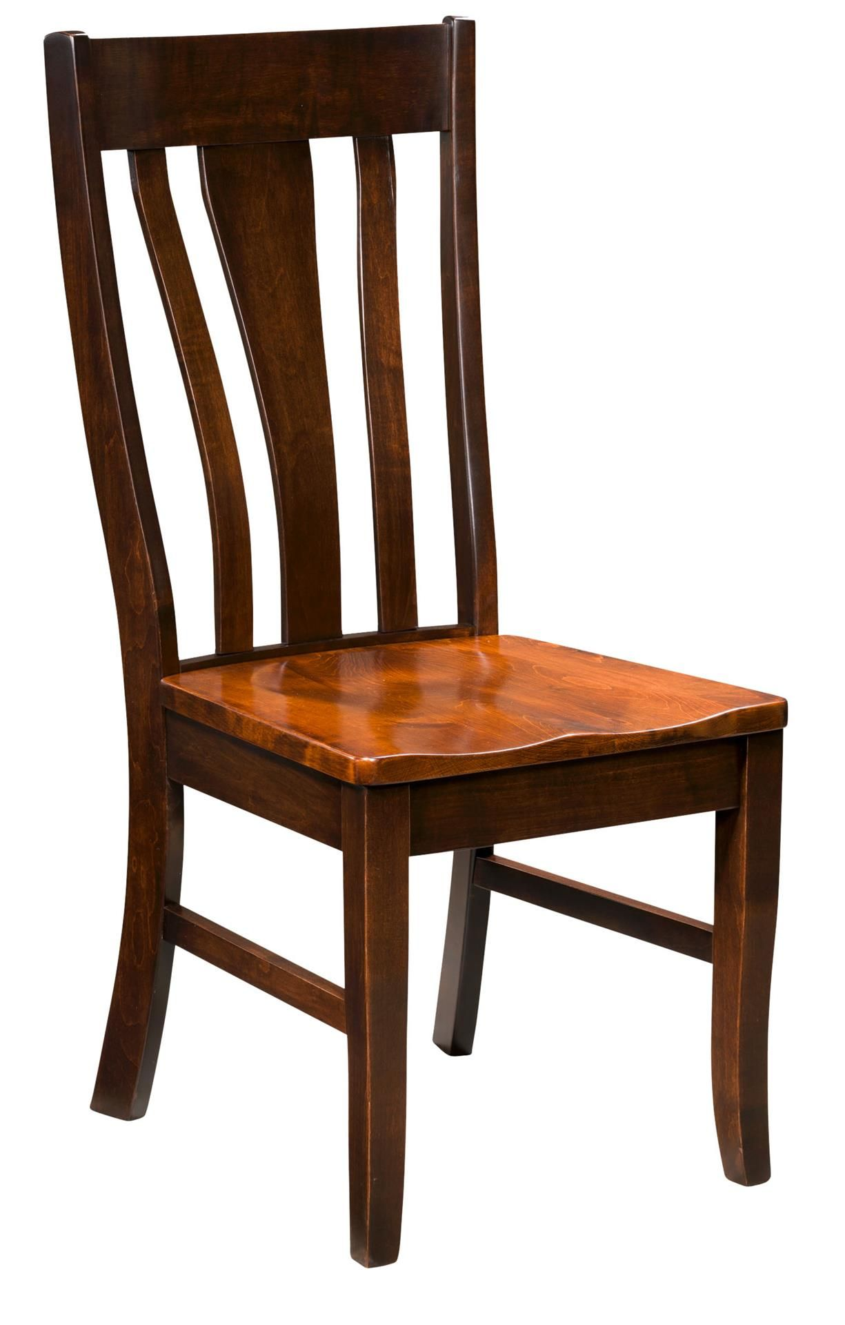 Amish Batavia Dining Chair Dining Chairs Transitional Decor Living Room Solid Wood Dining Room Chairs
