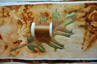 LuAnn Kessi: Fun with Textile Paint