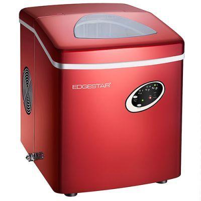 EdgeStar Red Portable Ice Maker Primary Image