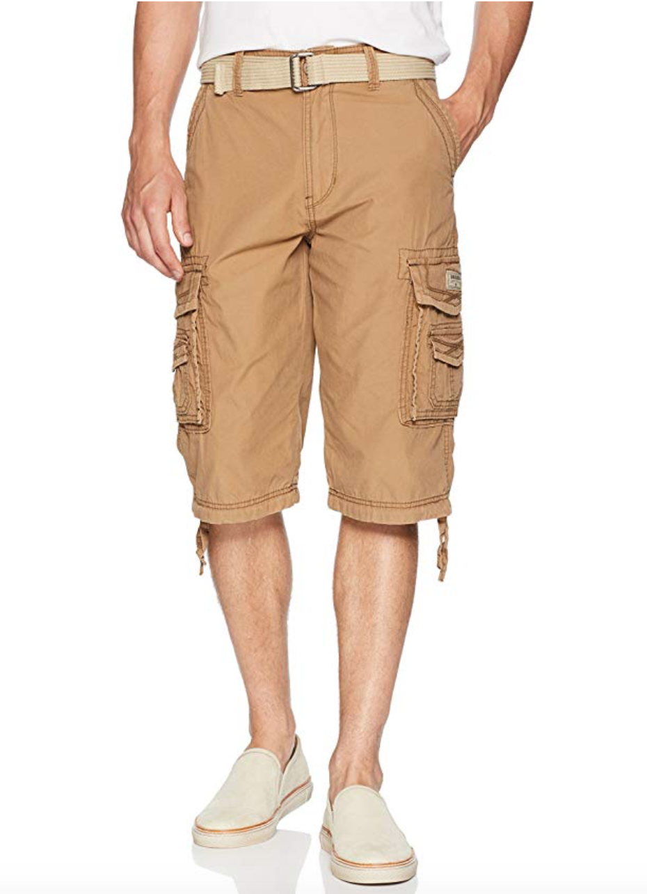 b27e2d89b115 vermers Clearance Sale Mens Summer Casual Cargo Shorts 2018 Camouflage  Short Pants