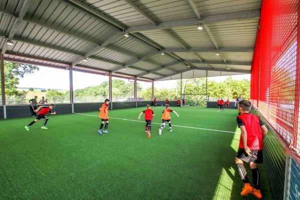 Kicken Wie Die Profis Besucht Unsere Mcarena Aspach Mcarena Backyard Sports Indoor Gym Futsal Court