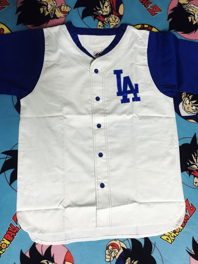 watch 64d11 342ff australia vintage los angeles dodgers baseball jersey mlb ...