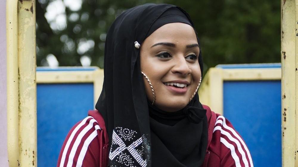 Мусульманских девочек секс