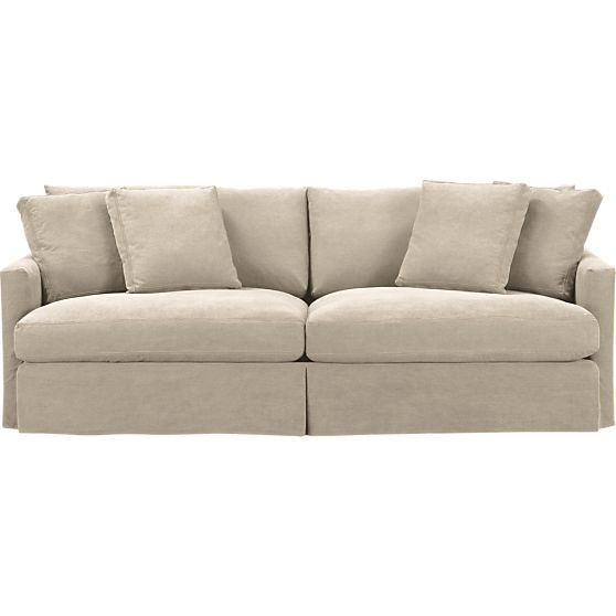 A Second Slipcover To Change The Color Of Our Sofa Once In A While.