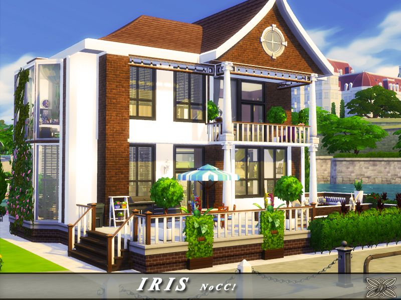 Nocc Found In Tsr Category Sims 4 Residential Lots The Sims 4