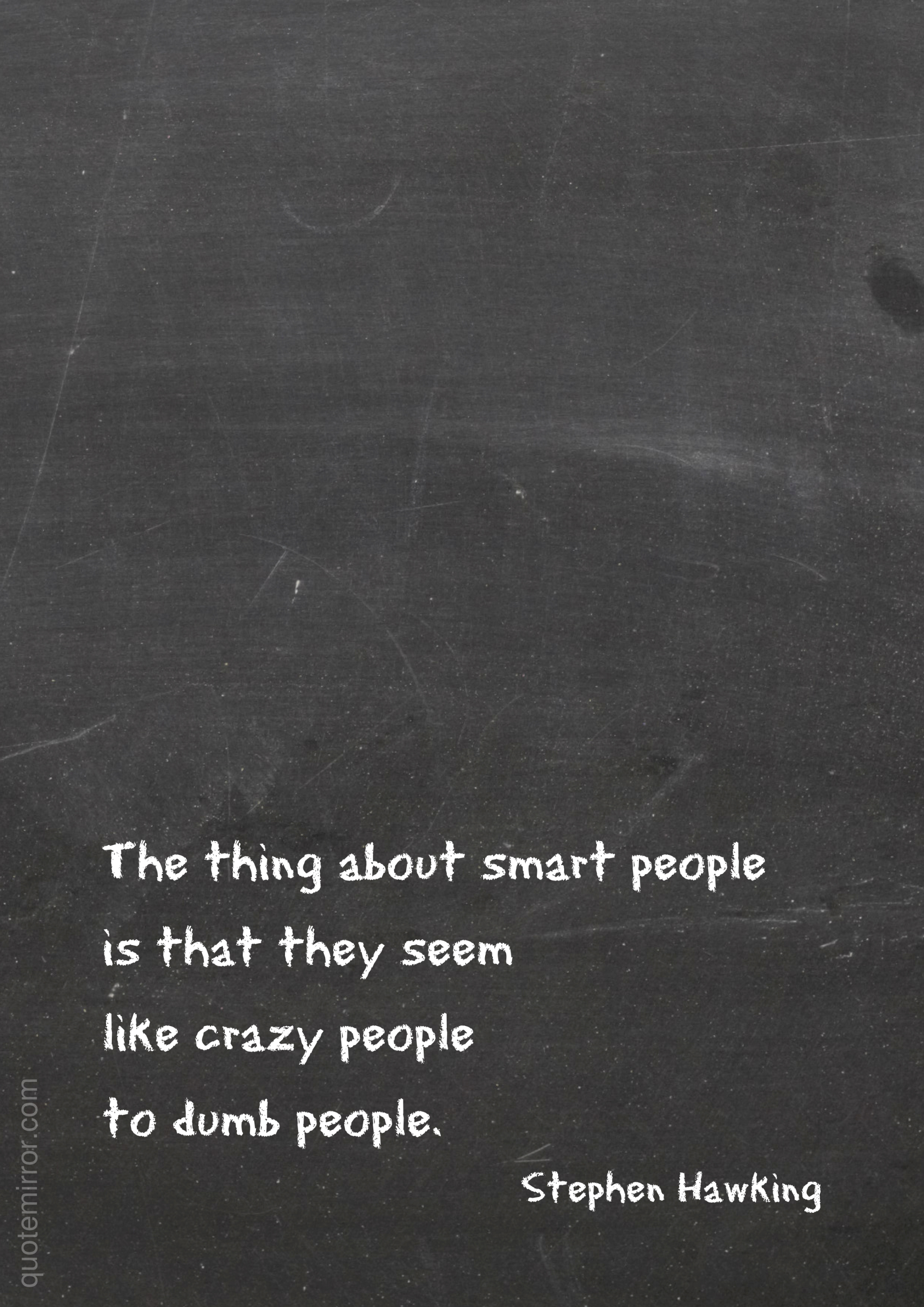 smart people quotes