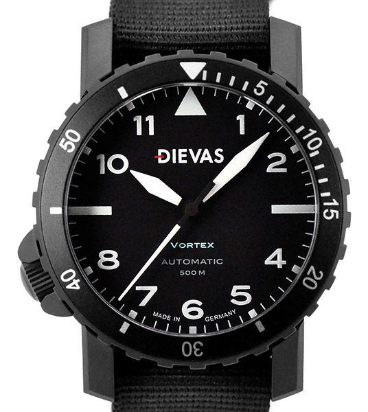 Dievas Watches - Vortex Tactical