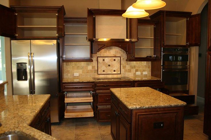 Pin by Kevco Builders on Custom Kitchens Custom kitchens