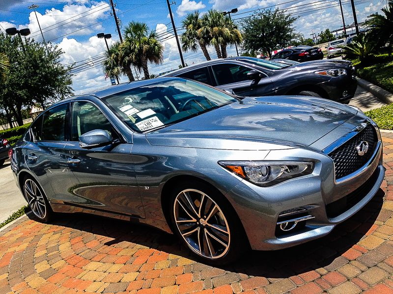 Post A Picture Of Your Q50 2014 Infiniti Q50 Forum