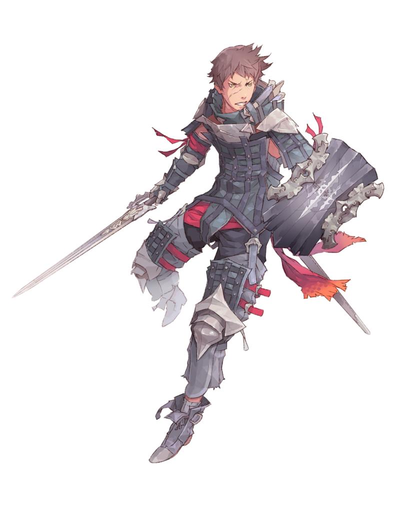 Swordsman by ChristopherOnciu on DeviantArt Fantasy