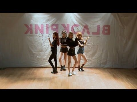 BLACKPINK - 불장난 (PLAYING WITH FIRE) Dance Practice