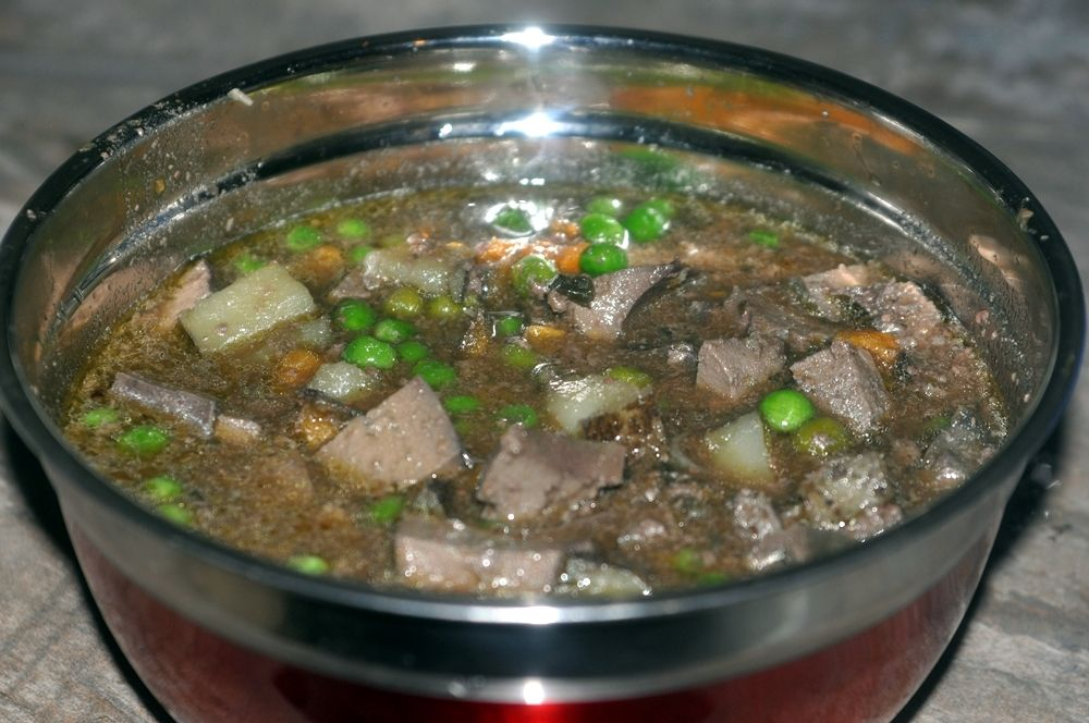 Healthy Liver Stew For Dogs Not Ready To Make The Jump To