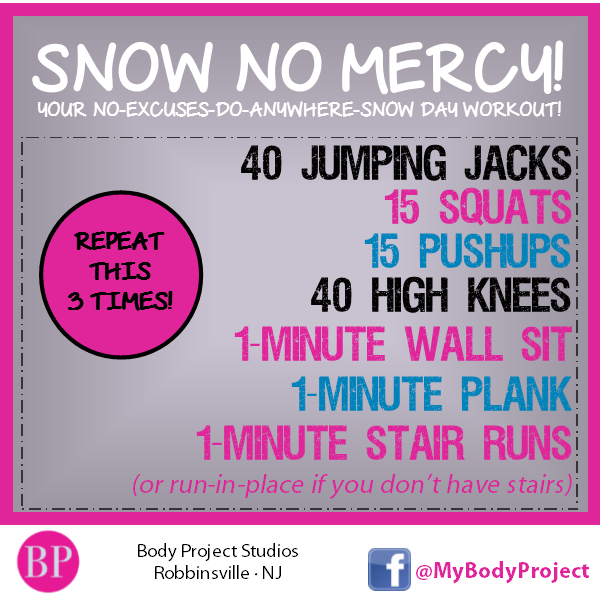 No-excuses-show-no-mercy-do-anywhere workout!