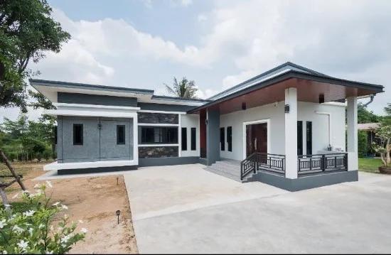 Desain Rumah Minimalis 1 Lantai Berbentuk L Rumah Minimalis Desain Rumah Minimalis Rumah