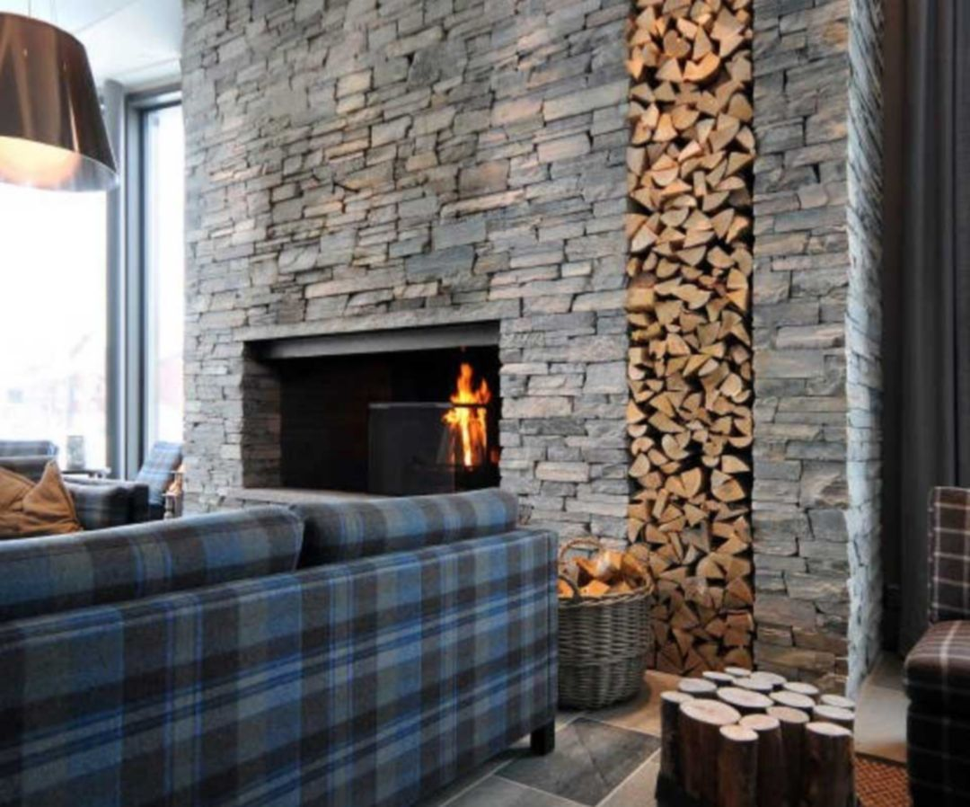 Best 25 Amazing Rock Wall Design Interior Ideas With Images