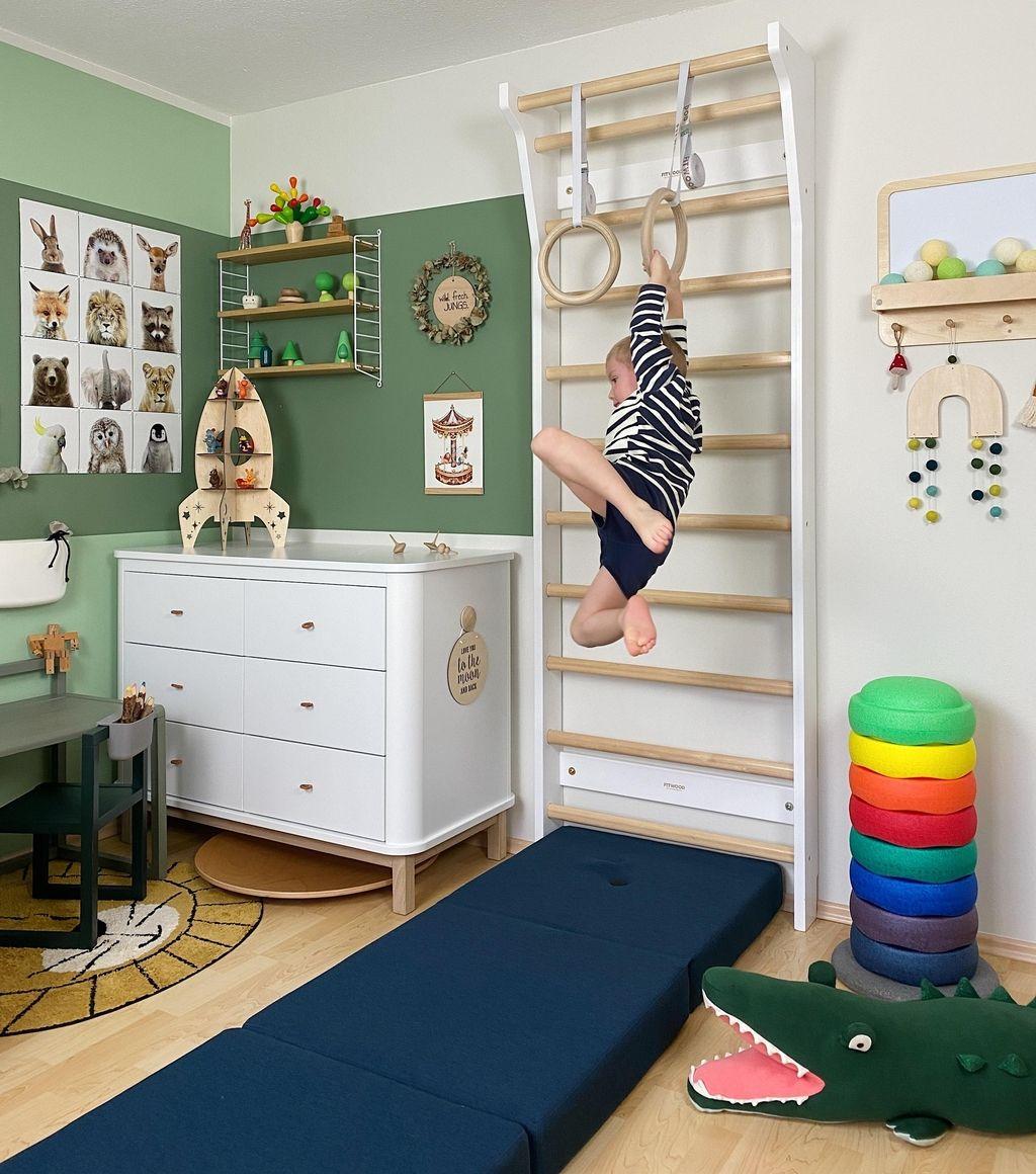 Kinderzimmer Ideen für WohlfühlBuden So geht's! in 2020