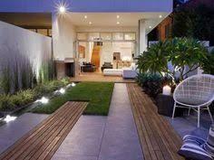 jardines minimalistas modernos pequeos