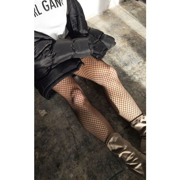 Cats got the Cream Full Length Fishnet Tights ($16) ❤ liked on Polyvore featuring intimates, hosiery, tights, black, fishnet pantyhose, cream tights, fishnet tights, cat pantyhose and fishnet stockings