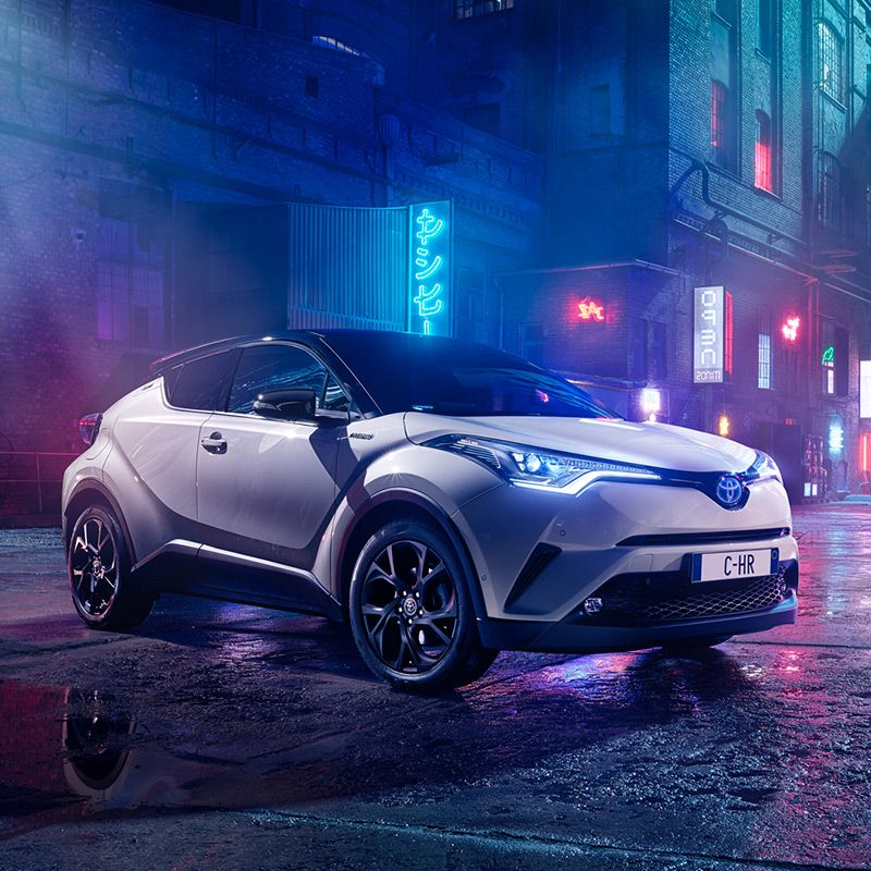 Rethink the SUV Toyota c hr, New motorcycles, Dream cars
